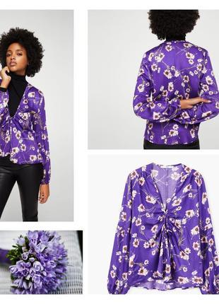 Красивейшая блуза в бохо стиле