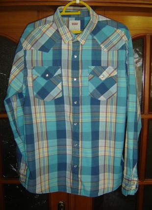 Рубашка levi's размер  l