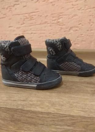Ботиночки/ кеды next р5/13,5cm