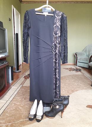 Нарядное ,шикарное платье . эксклюзивная коллекция размер xxl