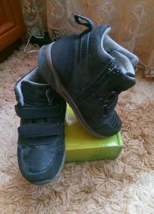 Фирменные кроссовки р.30 тм солнце