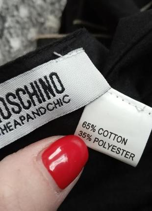 Moschino юбка4 фото