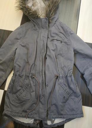 Парка пальто куртка