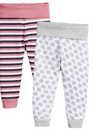 Классные штанишки на малышку