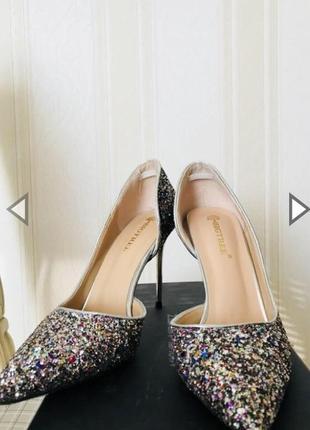 Красивейшие нарядные туфли 🎉 выпускной! свадьба! важное мероприятие!
