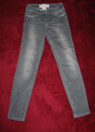 Крутые узенькие джинсы