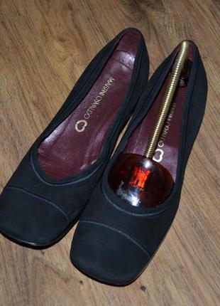 Р. 34 - 23 см. школьные туфли, для девочки на узкую ногу. martini osvaldo