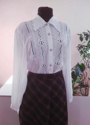 Блузка винтаж xl