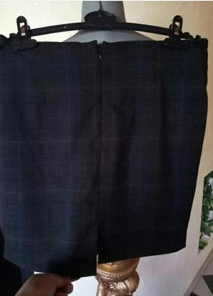 Оригинальная юбка-карандаш на не высокий рост2 фото