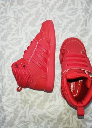 Кроссовки кеде adidas neo 23р.2 фото