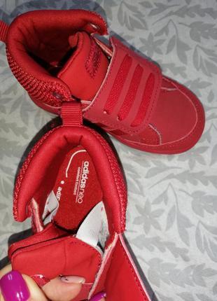 Кроссовки кеде adidas neo 23р.3 фото