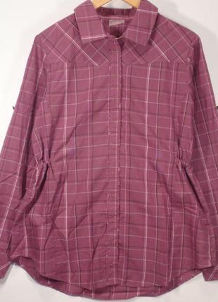 Рубашка туника женская бренд tcm tchibo германия р. 46- l-xl