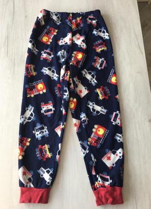 Пижамні штани доя хлопчика 6-7 років 122р