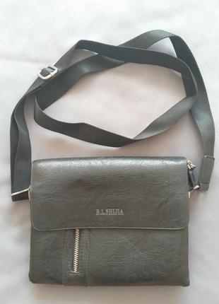 Мужская сумка (кожа)