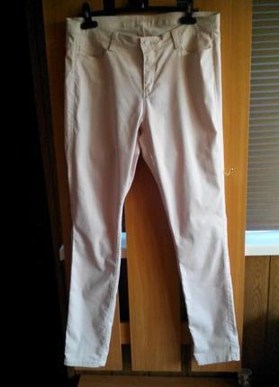 Отличные женские брюки скинни большого размера