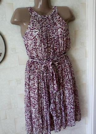 Платье коктейльное от french connection, разм.42-44