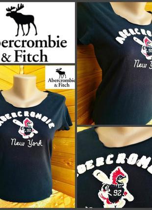 Футболка от abercombie&fitch, оригинал, р. м
