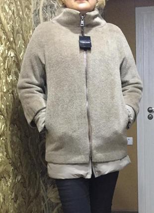 Курточка-пуховик 2 в 1 violanti