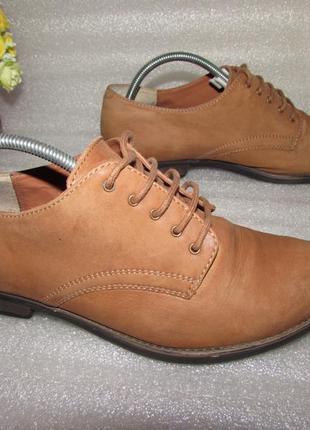 Туфли 100%натуральная кожа ~ jones bootmaker~р 38