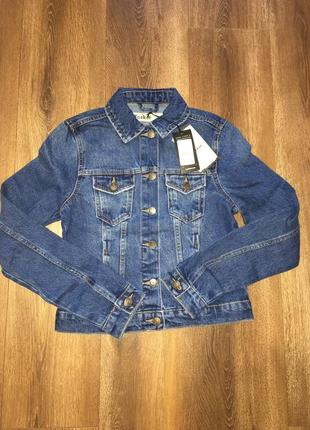 Джинсова куртка, куртка
