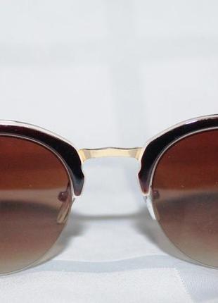 8011 с4. очки в стиле clubmaster. круглые очки. очки. солнцезащитные очки