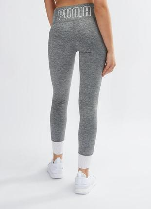 Лосины puma grey explosive 78 leggings р.s  оригинал