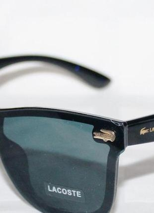 Очки. солнцезащитные очки. очки в стиле lacoste. прямоугольные очки. 111 c3