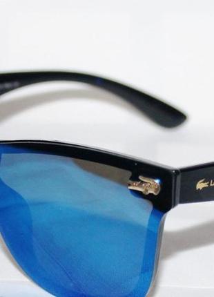 Очки. солнцезащитные очки. очки в стиле lacoste. 111 c5. зеркальные очки