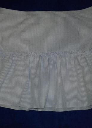 Летняя юбка.