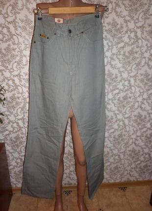 Джинсы , брюки летние 29 размер.