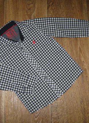 Рубашка  1,5-2 года  next  88 грн