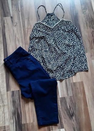 Набор джинсы и топ
