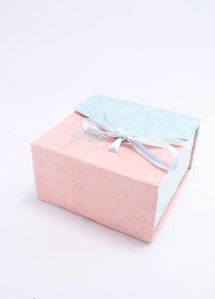 Часы с розовым циферблатом в коробочке4 фото