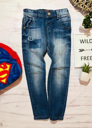 Стильные не плотные джинсы next 2-3 года (98) будут на 3-4 года