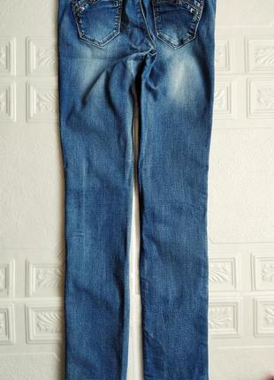 Прямые джинсы4 фото