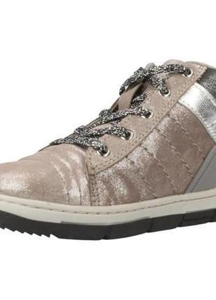 Ботинки кожаные chicco in progress, р.30, 31. новые полуботинки, кроссовки, туфли
