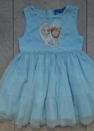 Платье на 1,5-2г.