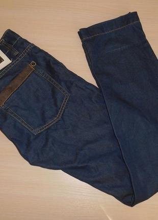 Джинсы брюки фирменные billionaire р. 32, катон, оригинал