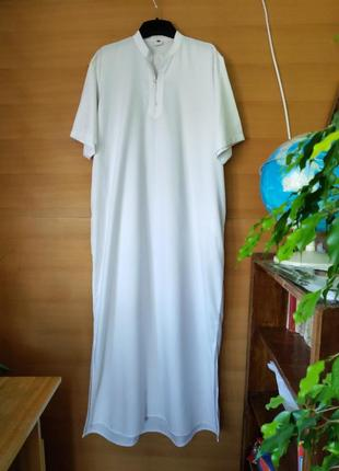 Длинная белая рубашка / абая / галабея / дишдаш