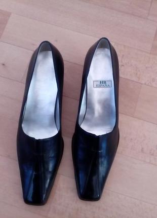 Новые испанские туфельки-лодочки