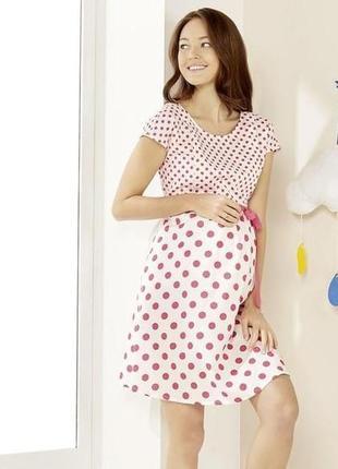 Платье для беременной esmara! евро 42, укр 48