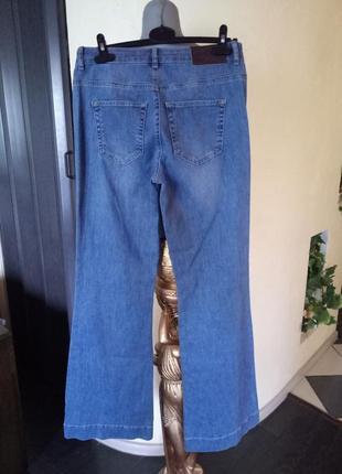 Крутые кюлоты,широкие джинсы2 фото