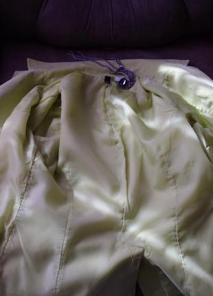 H&m пиджак рр 34 xs хлопок5 фото