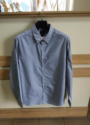 Рубашка мужская хл 52р hmанглия