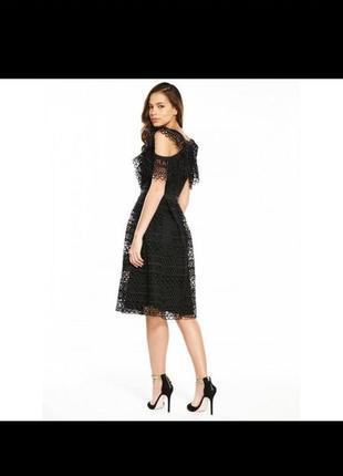 Прекрасна стильна сукня, платье by very