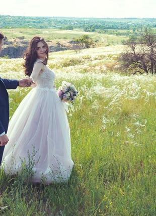 Свадебное платье sofia весна-лето 2018-19