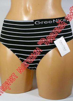 Трусы-танга бесшовные greenice арт.2435