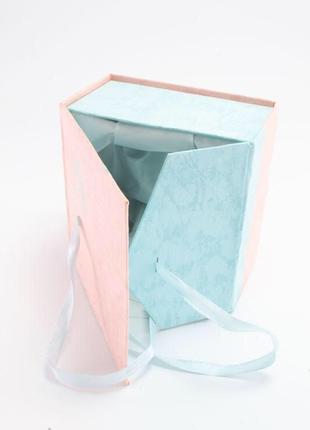Часы с розовым циферблатом+коробочка5 фото
