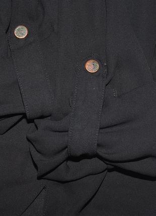 Накидка, кардиган черная легкий dorothy perkins4 фото