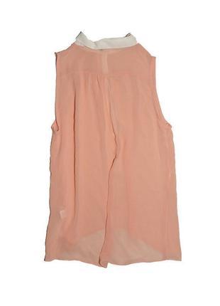 Нежная топ-блуза с бантиком f&f2 фото